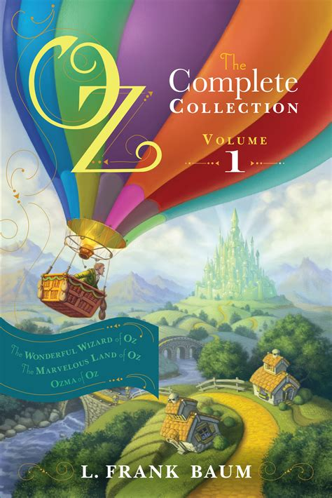 the collected oz volume two