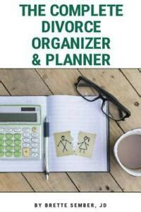 the complete divorce organizer and planner