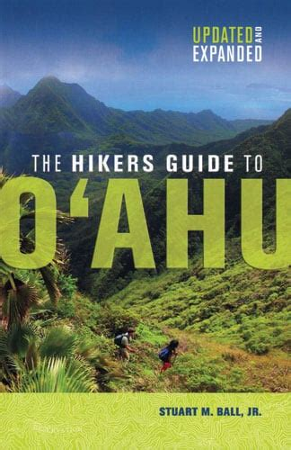 the hikers guide to o ahu updated and expanded