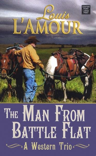 the man from battle flat a western trio