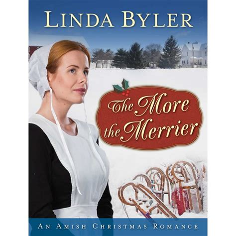 the more the merrier an amish christmas romance