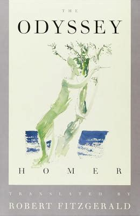 the odyssey the fitzgerald translation