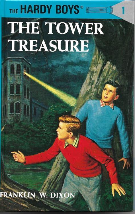 the tower treasure hardy boys 1