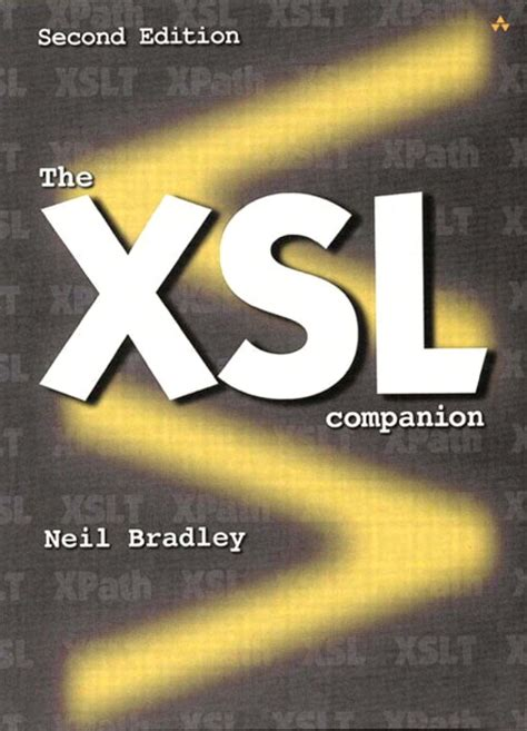 the xsl companion 2nd edition