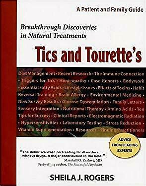tics and tourette s breakthrough discoveries in natural treatments