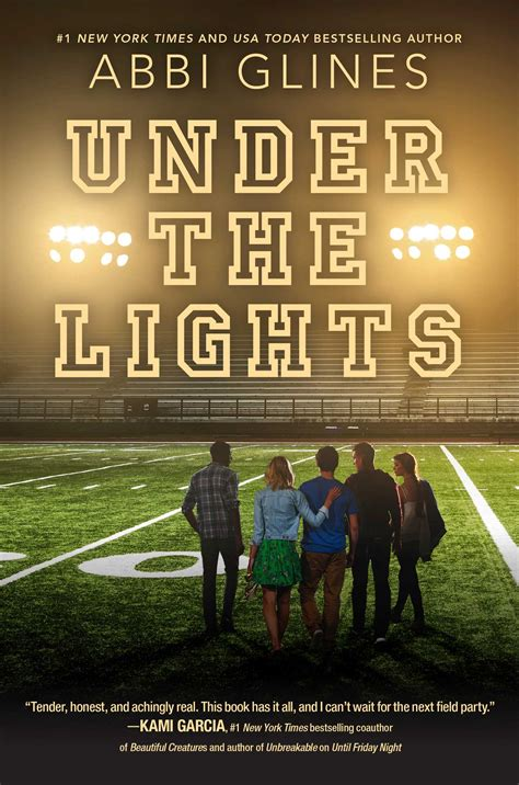 under the lights field party book 2
