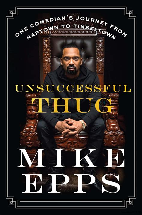 unsuccessful thug one comedian s journey from naptown to tinseltown