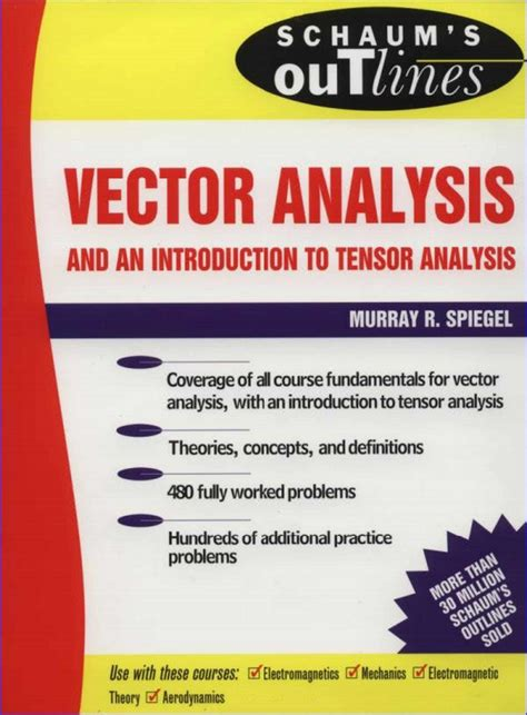 Full Download Vector Analysis Schaum Series Solution Manual Epub Archive Online