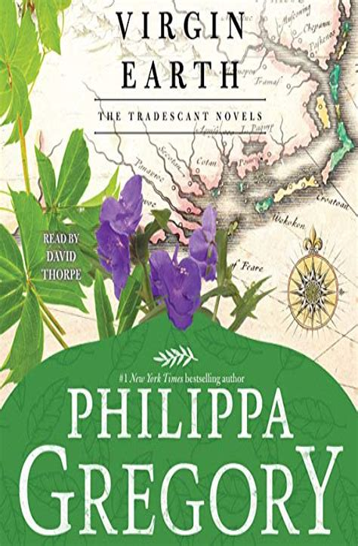 virgin earth tradescant novels book 2