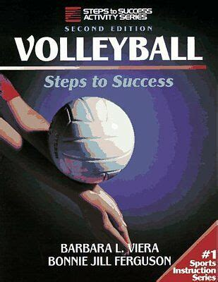 volleyball steps to success sts steps to success activity