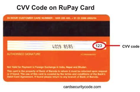 what is cvv code on debit card sparkasse