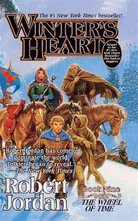 winter s heart wheel of time book 9