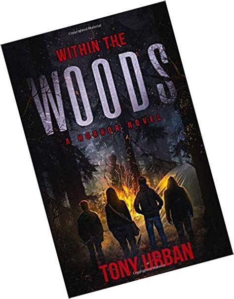 within the woods a horror novel