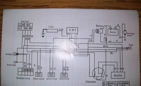 Yamoto Basic Wiring Diagram